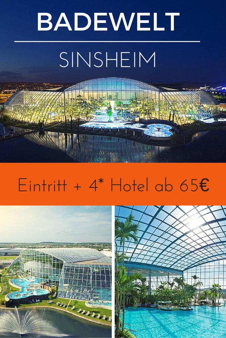 badewelt sinsheim mit top hotel fr hst ck f r 55 we. Black Bedroom Furniture Sets. Home Design Ideas