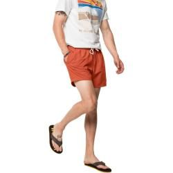 Jack Wolfskin Badeshorts Männer Bay Swim Short Men L orange Jack Wolfskin