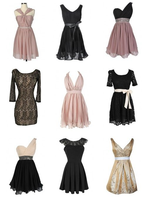 Party Dresses for Teenage Girls