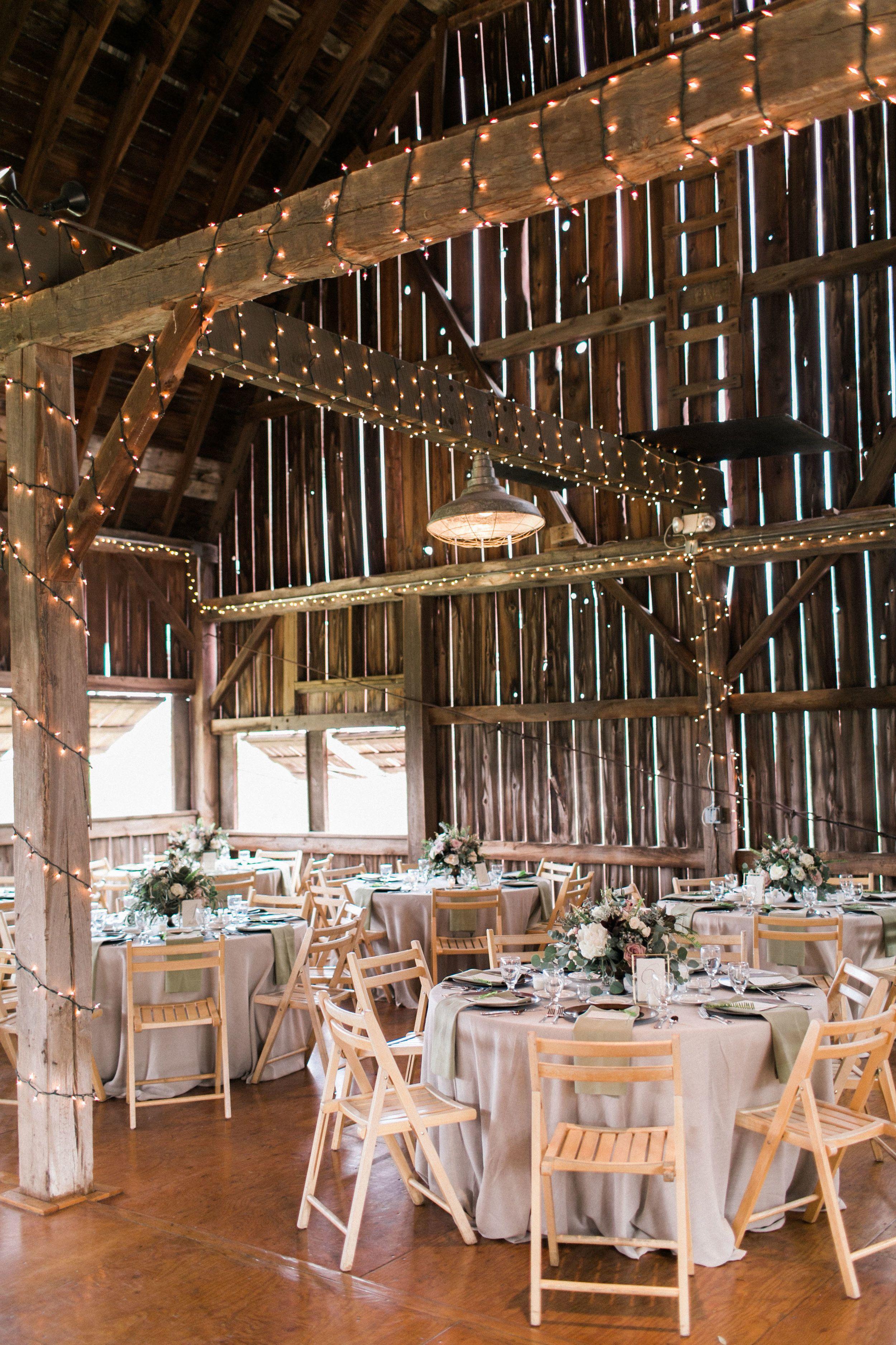Elegant Spring Wedding at Ciccone Vineyards | Michigan ...