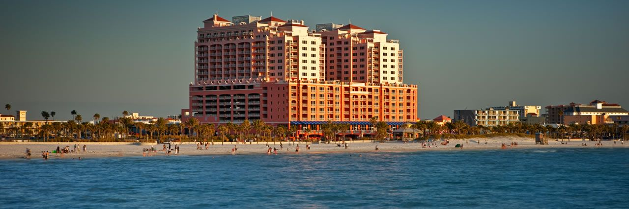 Clearwater Hotels Hyatt Regency Beach Florida Hotel Near Tampa