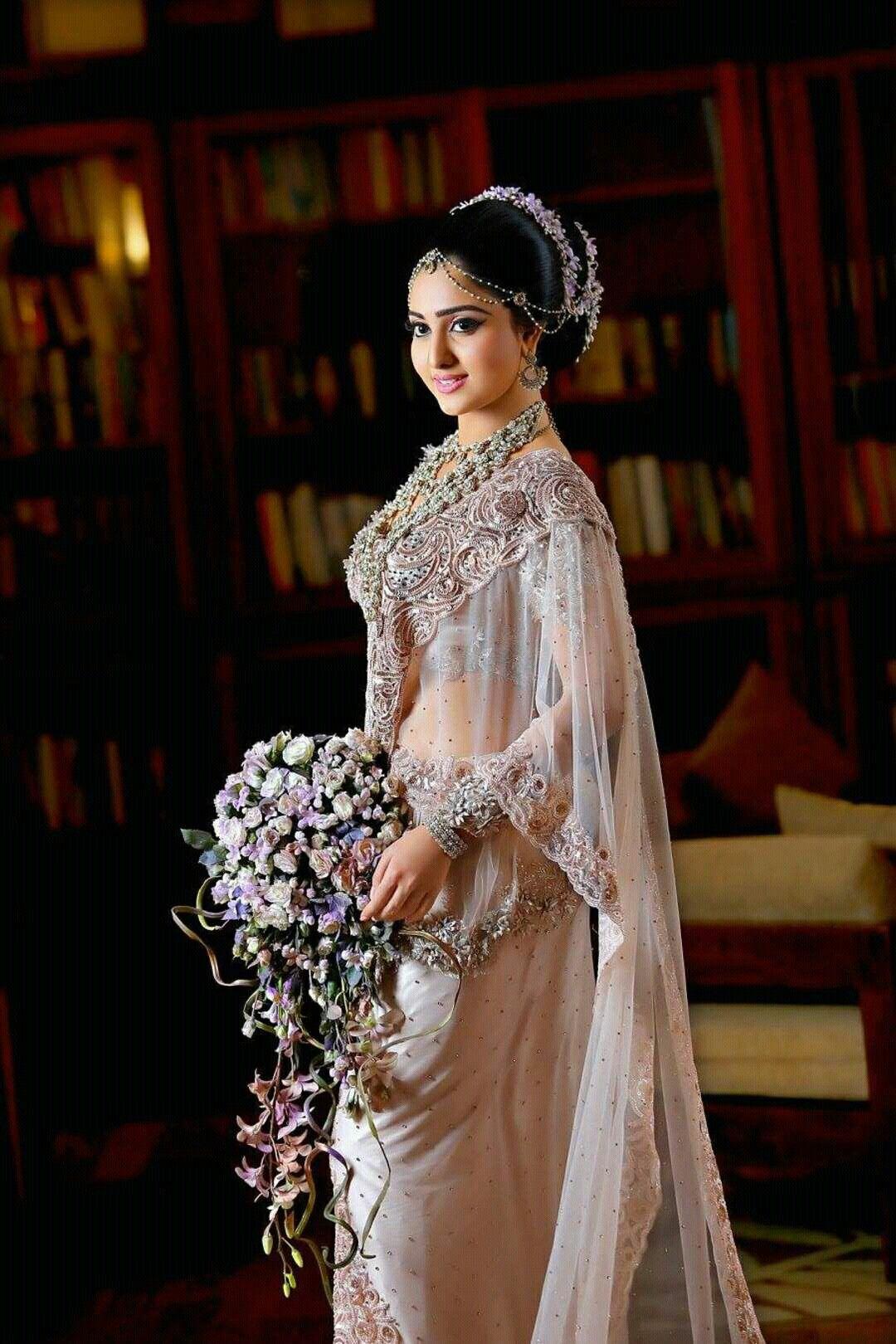 pin by hasangi randika on bridal design | saree wedding
