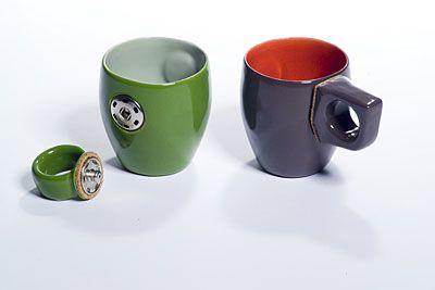 Cross MacKenzie Ceramic Arts