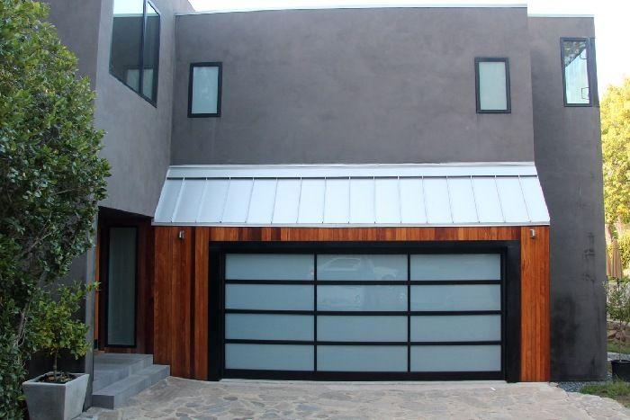 Garage Doors · Model: BP 450 | Size: 15u2032 X 7u2032 Frame: Powder Coated