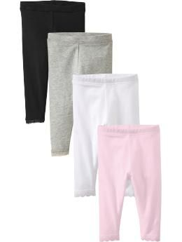 523e5fd26f82dd Old Navy Lace-Trim Leggings - Both girls could use - Old Navy is our  favorite leggins brand. 5T and 3T