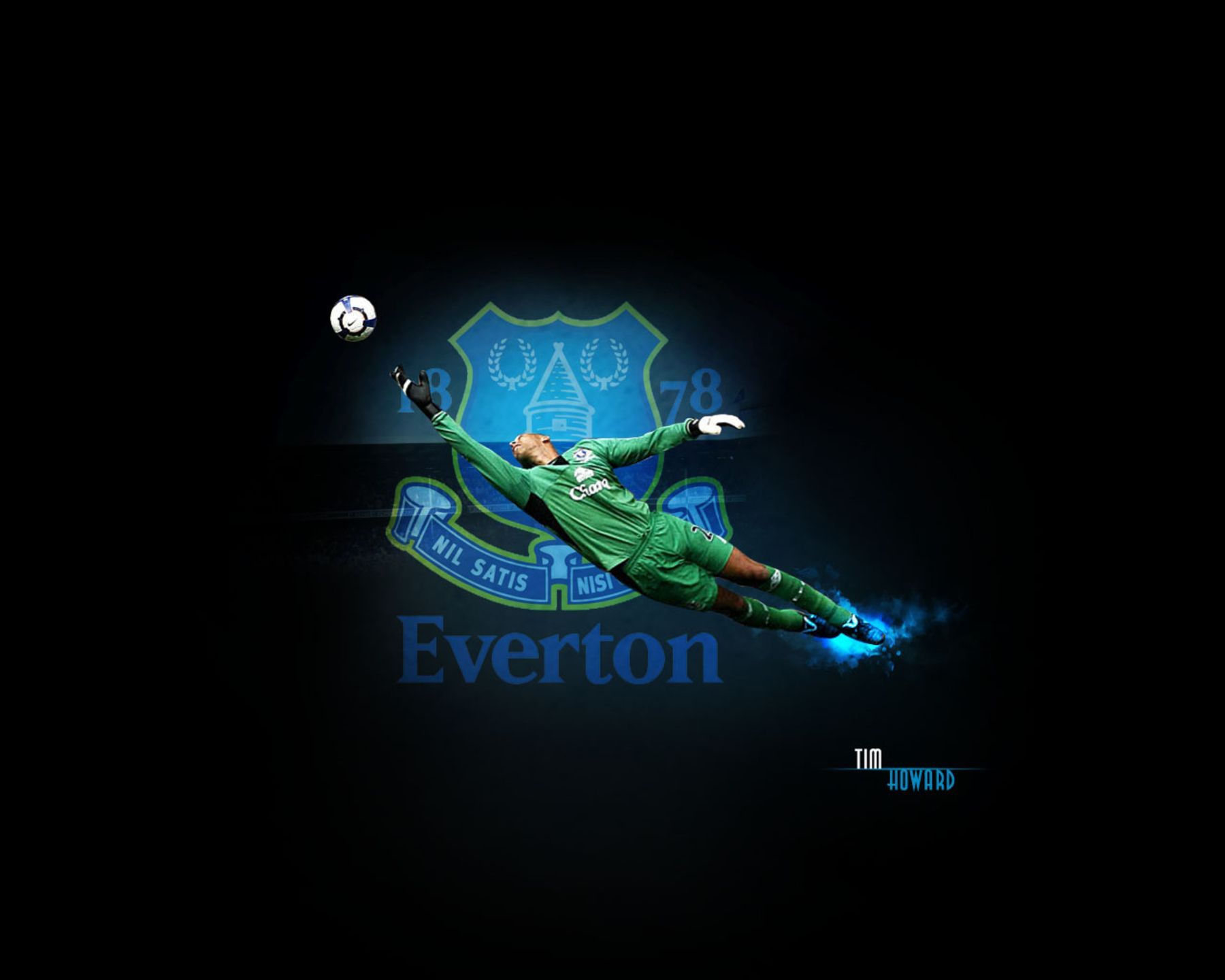Tim Howard Everton Wallpaper HD 2014 1