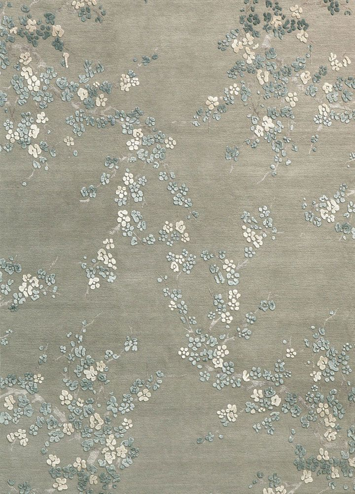 Riviere Rugs Blossom Mist Rugs On Carpet Textured