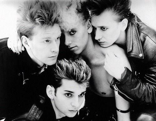 Depeche Mode = ♥