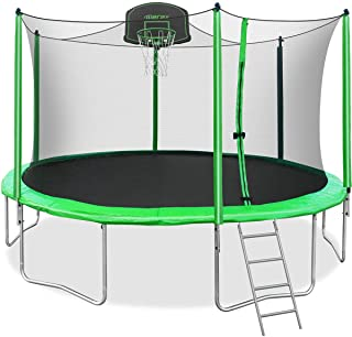 Amazon Com Trampoline Sports Outdoors In 2020 With Images Kids Trampoline Best Trampoline Trampoline