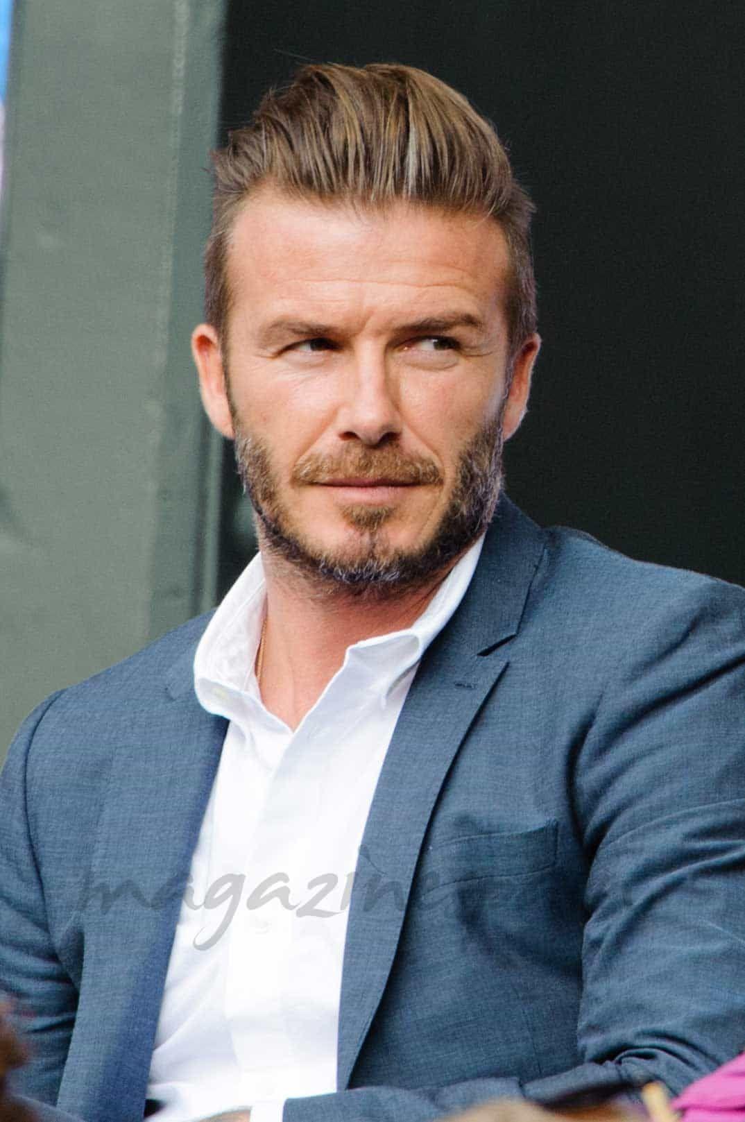 fae2771c48ee82 David Beckham quiere ser actor | hair styles | David Beckham, Cortes ...