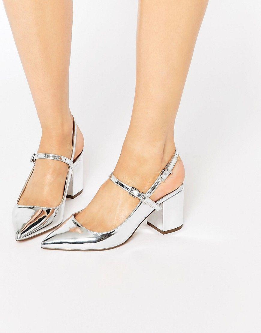 ASOS SENSOR Pointed Heels