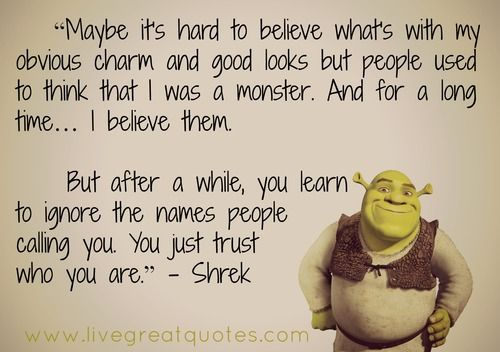 Shrek Quotes Amusing Donkey From Shrek Quotes  Motivational Quotes # Inspiring Quotes