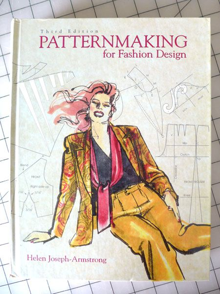 Patternmaking For Fashion Design 60 Top Tips On Craftsy College Interesting Best Design Patterns Book