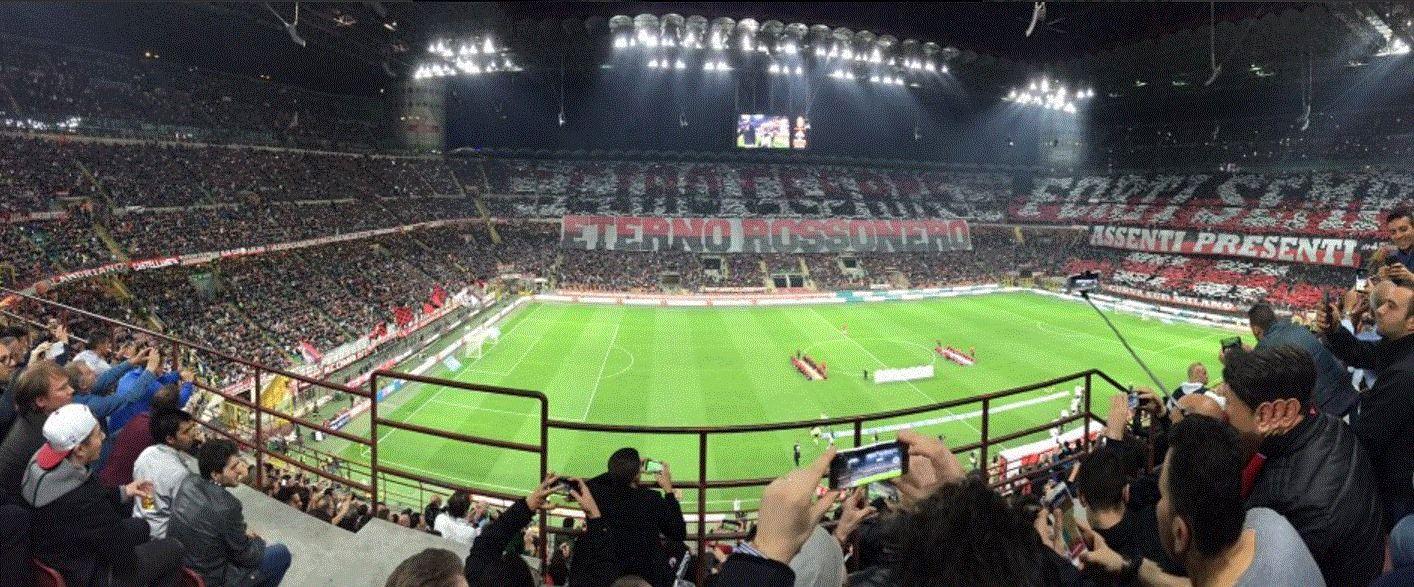 Milan-Juve: Ciao Cesare