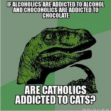 Addicted to cats?