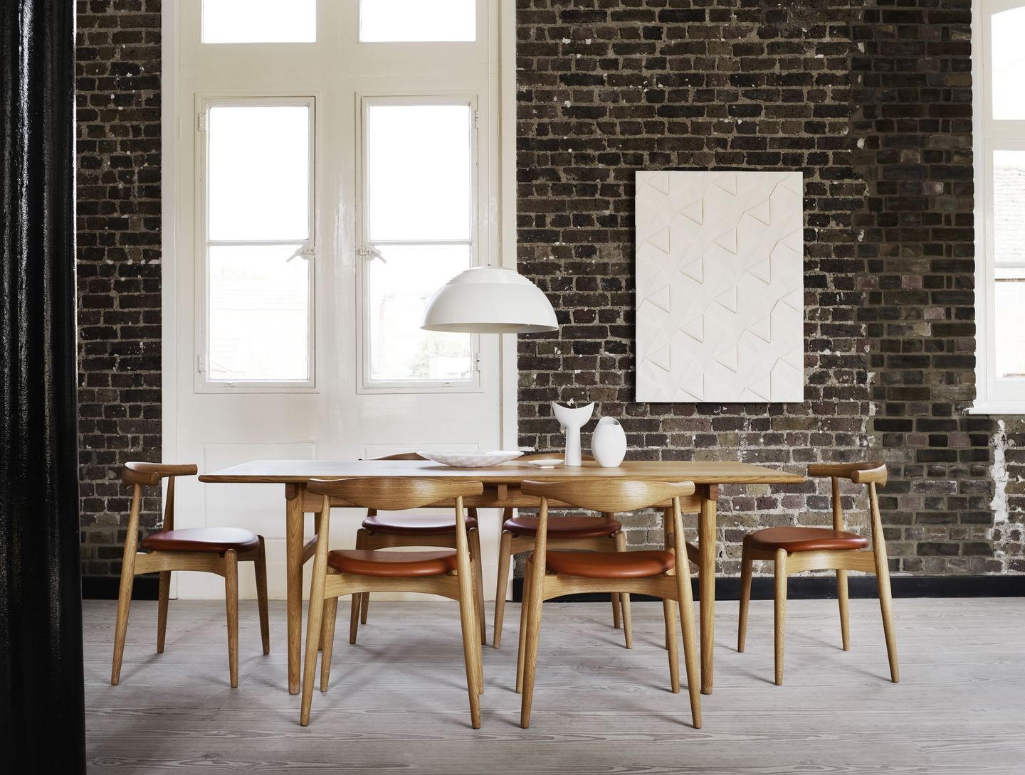 Ch327 Table By Hans J Wegner Carl Hansen Son Luxury