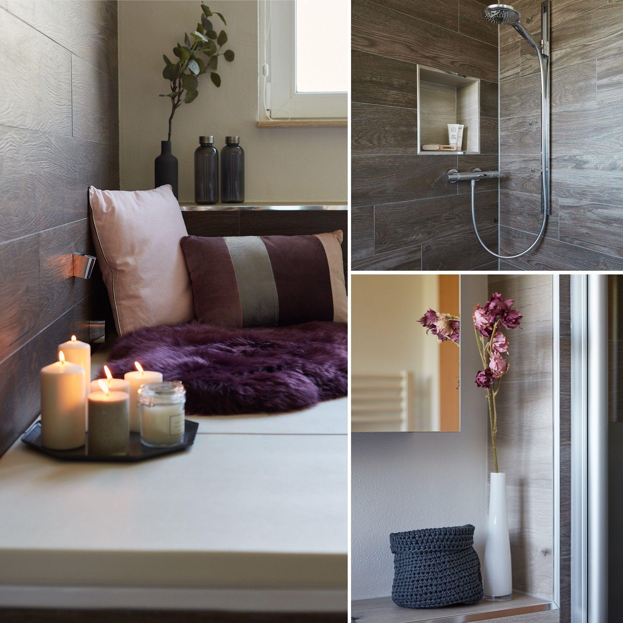 Badezimmer Deko Handtucher