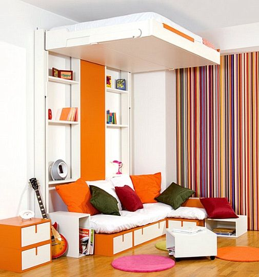 small room furniture solutions. Sofa With Storage In Small Room Space Solution Brilliant Ideas Furniture Solutions C