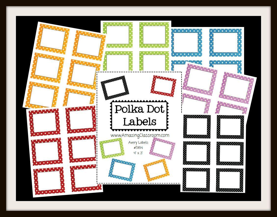 Polka Dot Classroom