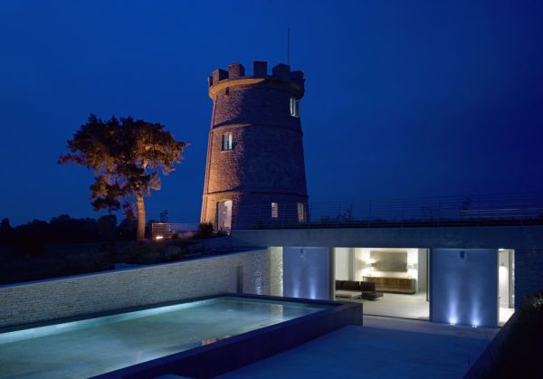 Charming 10 Amazing Lookout Towers Converted Into Homes Nice Design