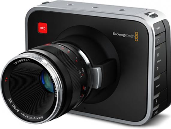 Blackmagic Cinema Camera Brings Feature Film Shooting Quality To The Masses Blackmagic Cinema Camera Cinema Camera Blackmagic Design