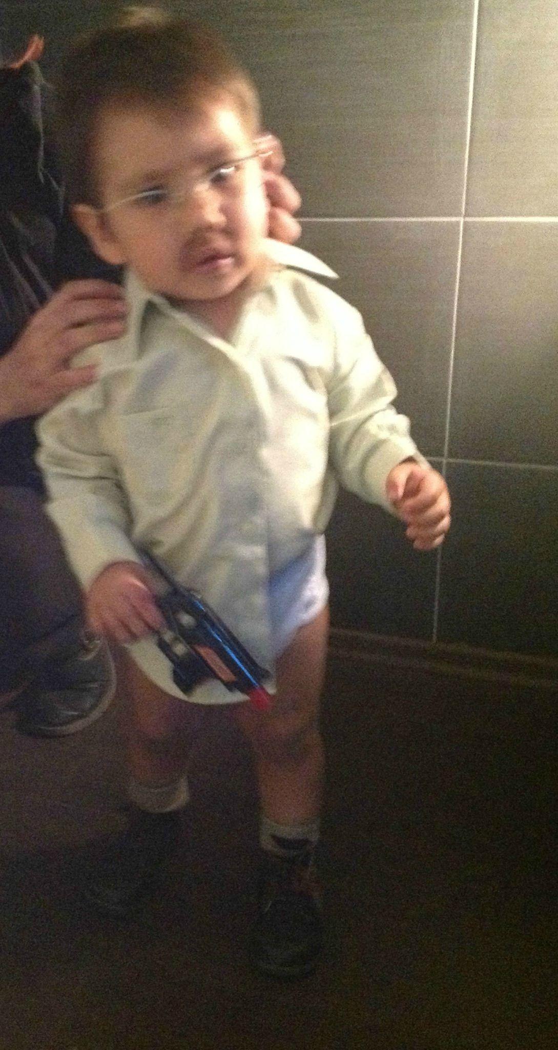Walter White, baby bad