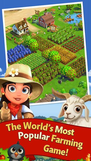 most popular farming games for android