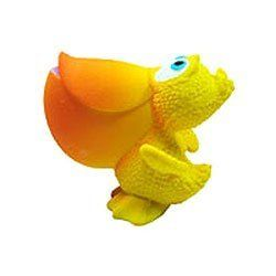 Proud Pelican Natural Rubber Bath Toy by Lanco Natural Toys. $11.99. All natural; eco-friendly and affordable. Made from 100% natural latex rubbe. Hand-painted with non-toxic paints. Soft, flexible, lightweight. Completely PVC, BPA and Phthalate free. Bath Toys; Eco-friendly, Natural and Non-toxic  Make playtime both fun and safe for baby with our  Proud Pelican Natural Rubber Bath Toy.  Made from 100% natural latex rubber, hand-painted with non-toxic paints, this water-resistant...