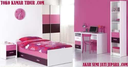 Tempat Tidur Single Informa
