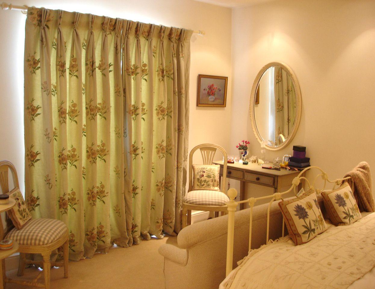 Bedroom Window Curtains | ... Bedroom Curtains: Beautiful Bedroom ...