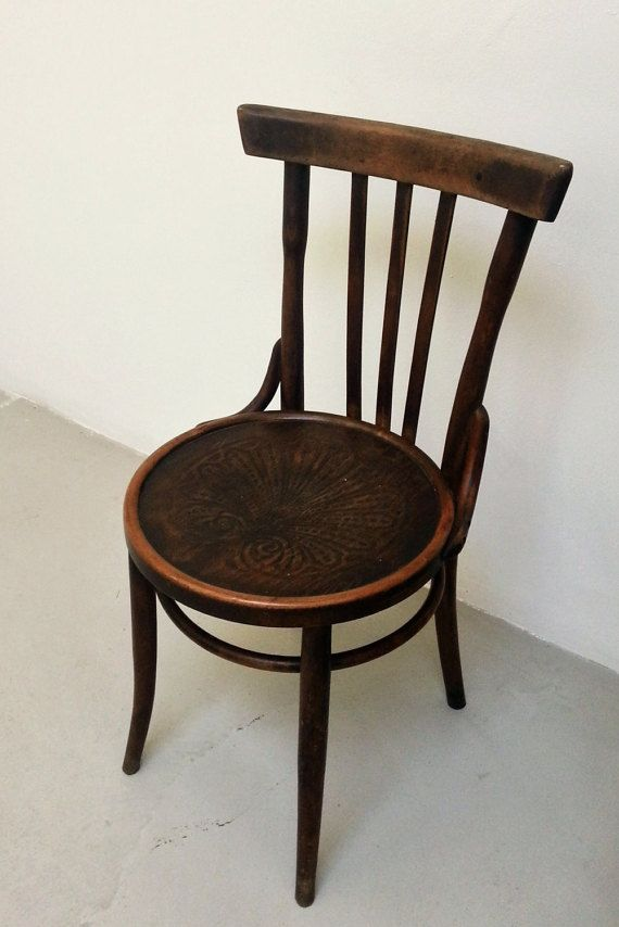 Sedie Con Seduta In Legno.Sedia Da Osteria In Legno Con Seduta Decorata Old Wooden Decorated Chair Wood Vintage Chair 1950s Chair Dining Chairs Decor