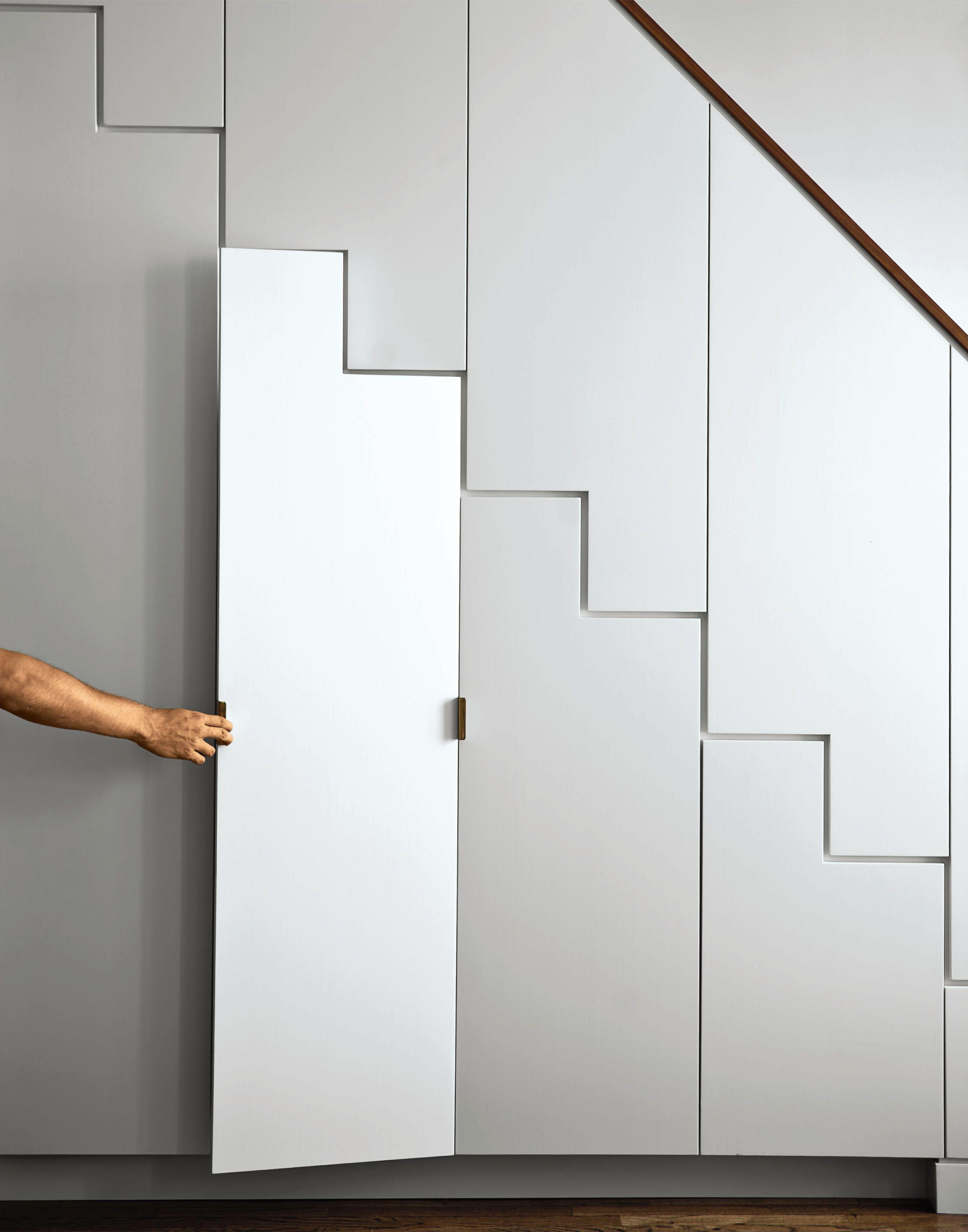 Storage Solutions: 7 Hidden Closets by Diana Budds | Storage ...