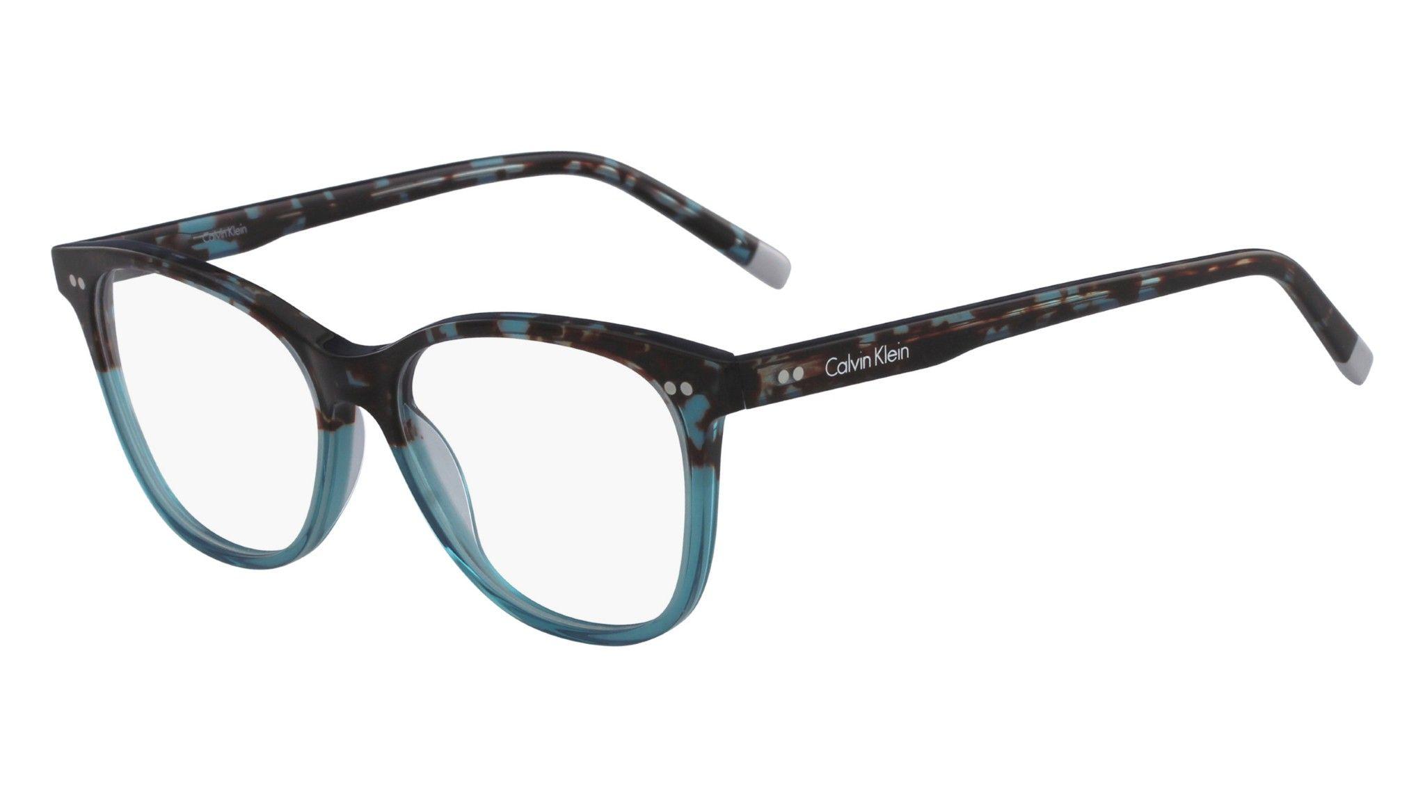 Eyeglasses Kensie Flare Blue Marble BLUE MARBLE