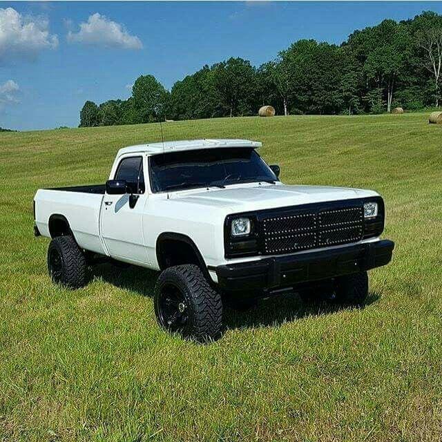 1St Gen Cummins >> 1st Gen Cummins White Best Looking Trucks Dodge Diesel Cummins