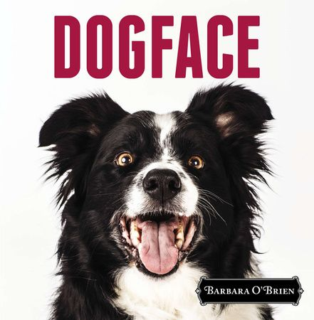 Nothing Says Valentine's Day like a little Puppy Love! Get a dose of cuteness with DOGFACE by Barbara O'Brien! Adorable four-color candid doggie mug shots.