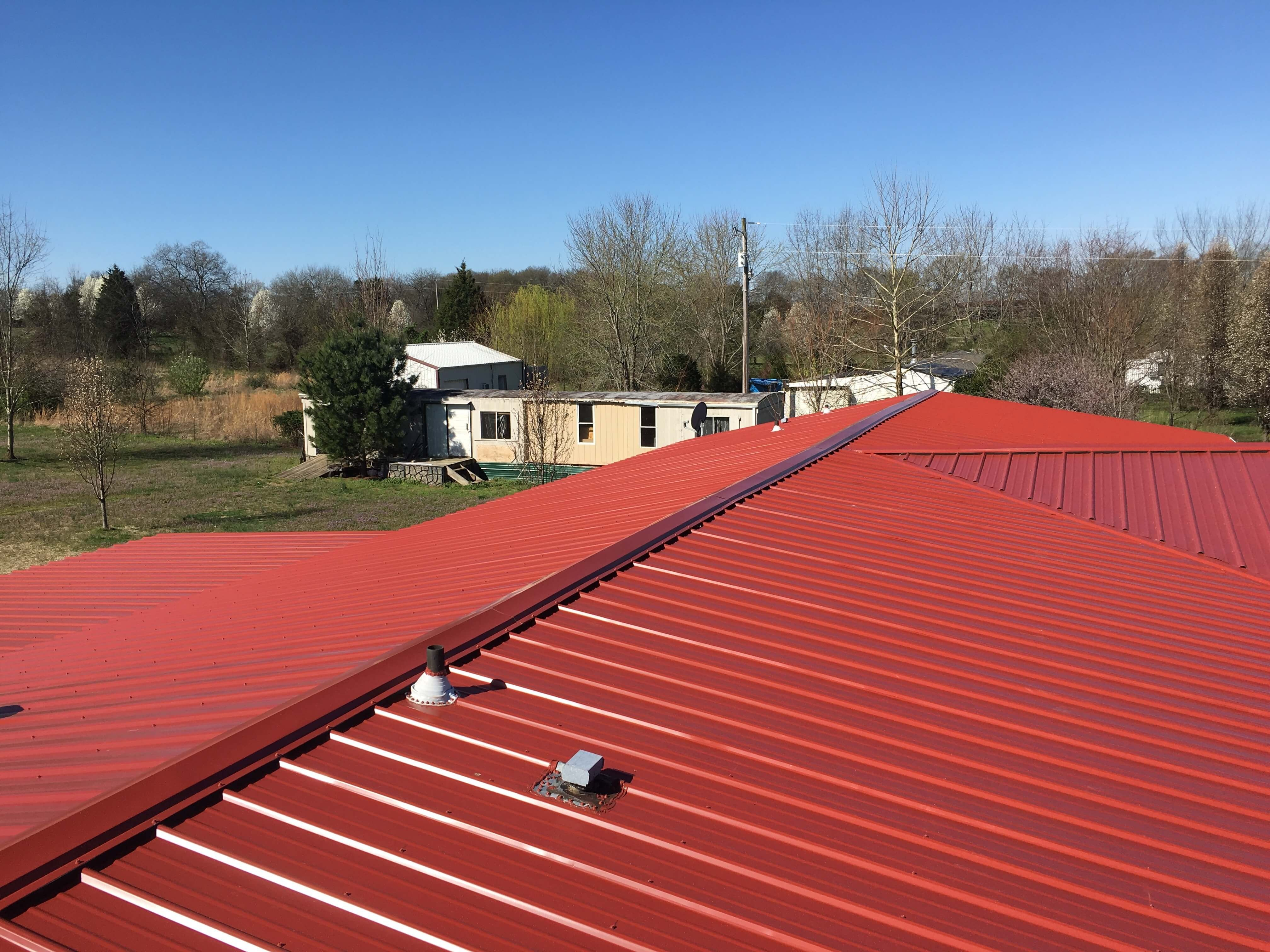 Get A Shiny Metal Roof In Blacktown Metal Roofing Contractors Roof Installation Roofing