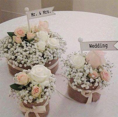 Fiorista E Preventivo Idee Per Risparmiare Matrimonio It La Guida Alle Nozze Centrotavola Matrimoniali Nozze Addobbi Floreali Matrimonio