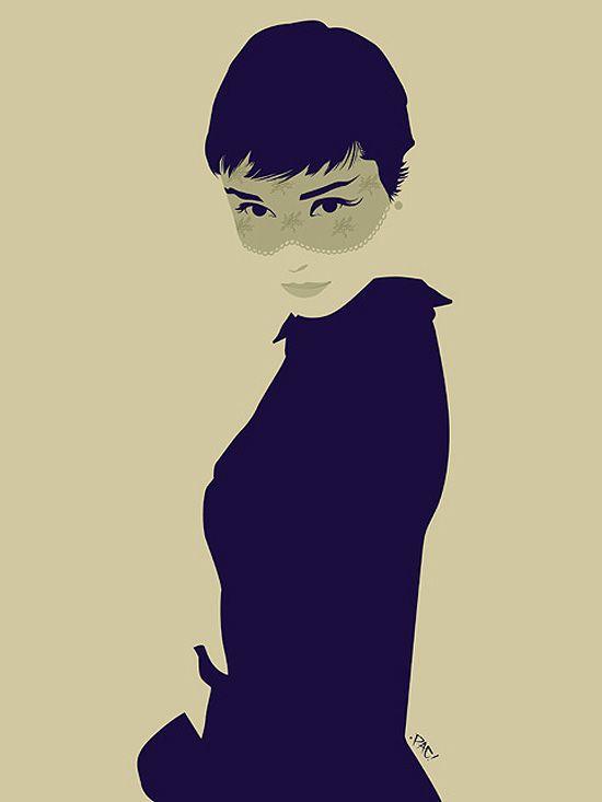 Illustrations by Francisco Perez aka Pac23 | Inspiration Grid | Design Inspiration