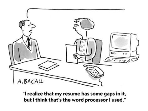 Is It OK To Hide a Job on My Resume? (VIDEO) Jeff Altman, The Big - gaps on resumes
