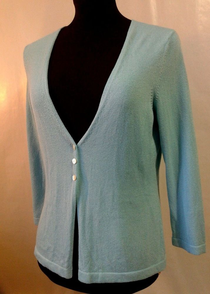 ANN TAYLOR Cardigan top sweater Size small  #ANNTAYLOR #buttonfrontoversweater