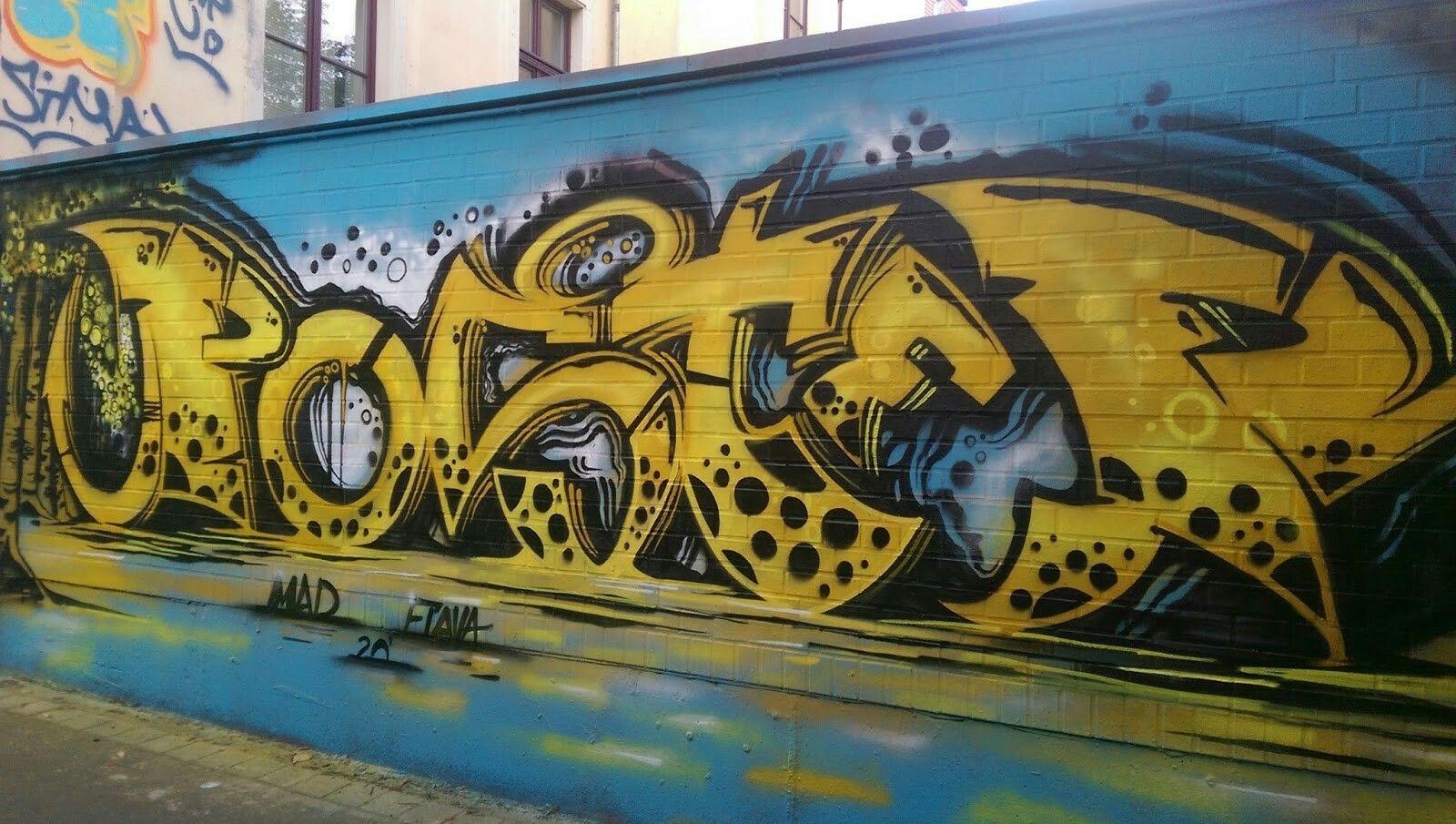 Pin by - S1n - on Graffiti | Pinterest | Graffiti and Street art