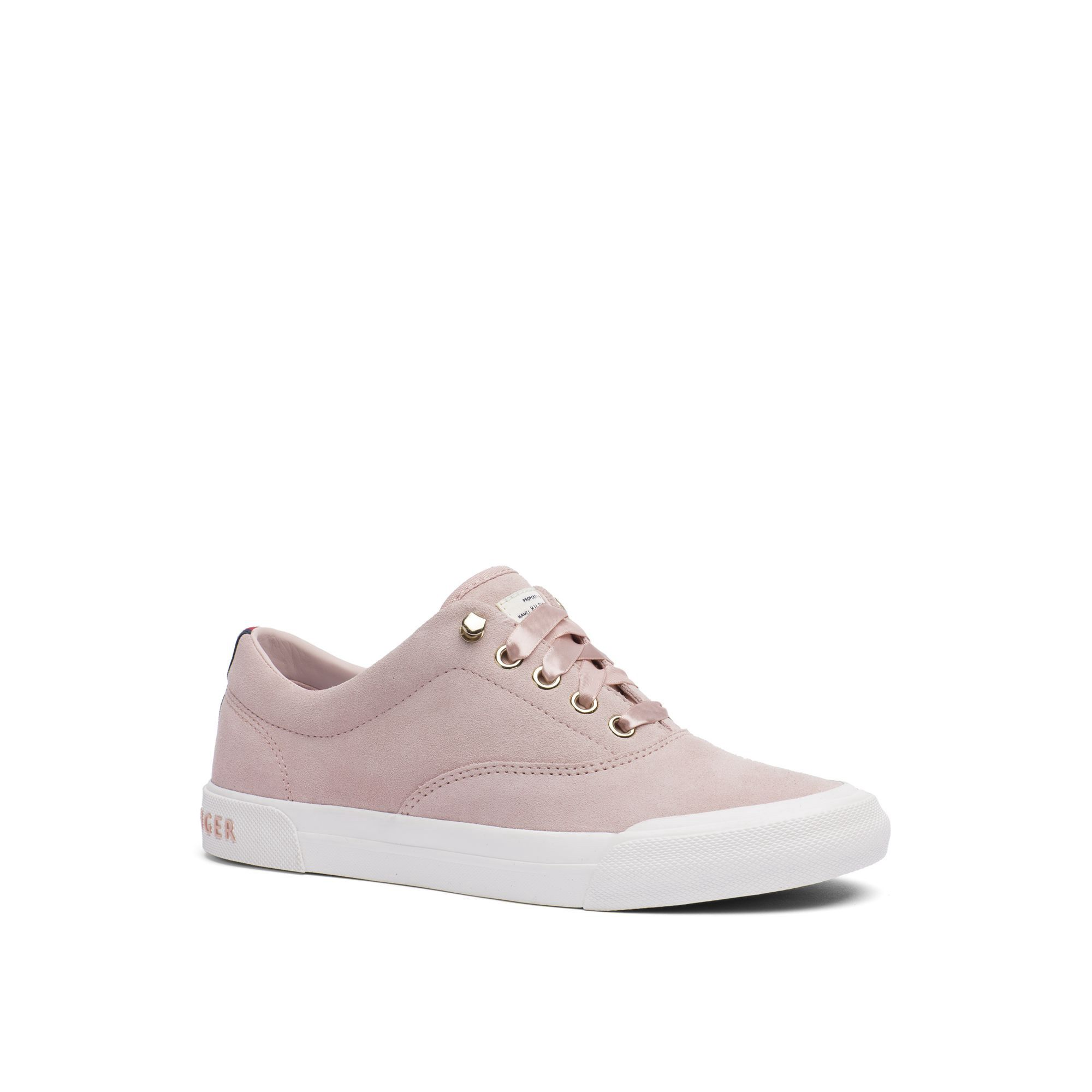 Anzai Varning kompensera  Original Suede Sneaker - Dusty Rose | Sneakers, Tommy hilfiger ...