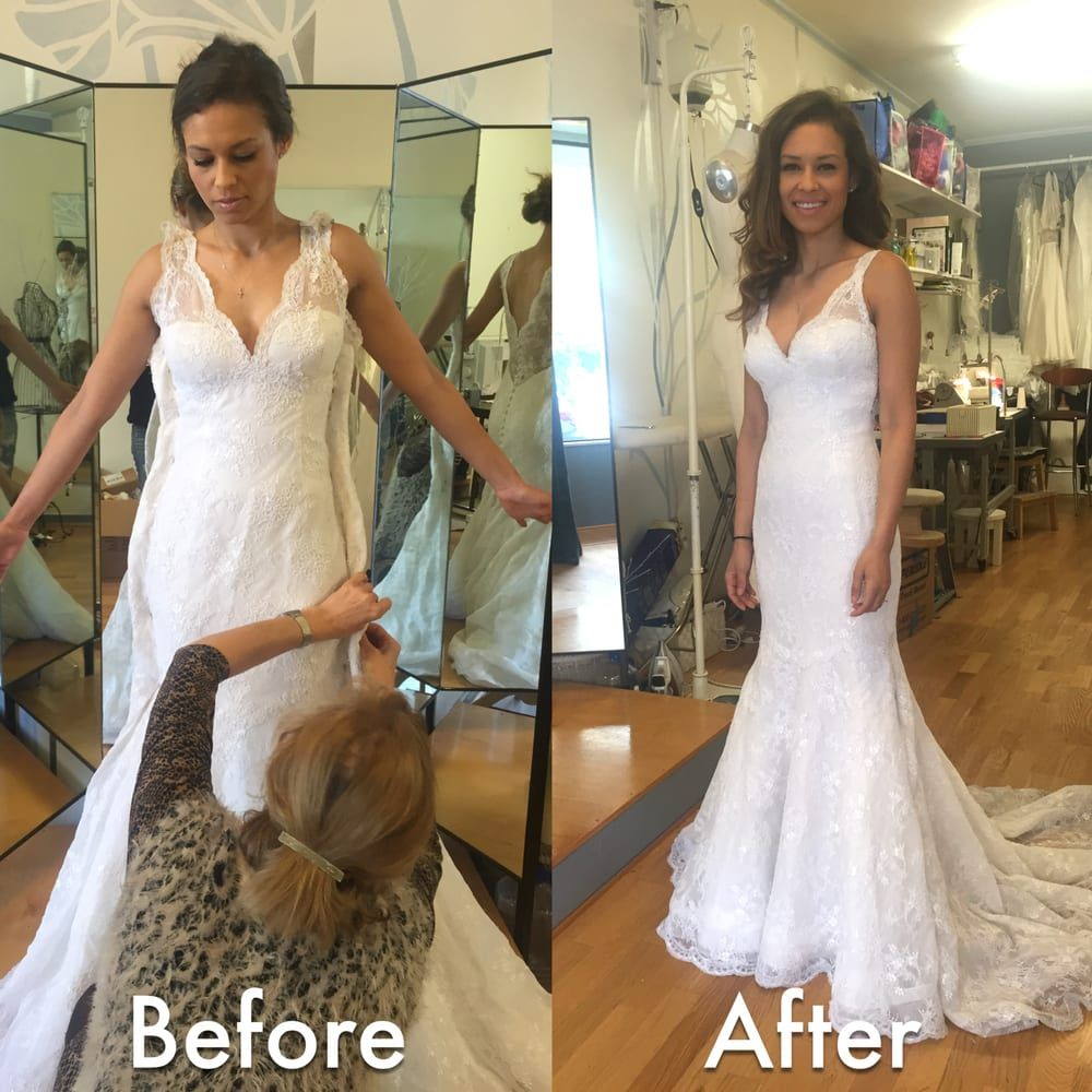 Wedding DressAlterations, Tailoring, Stitching, and