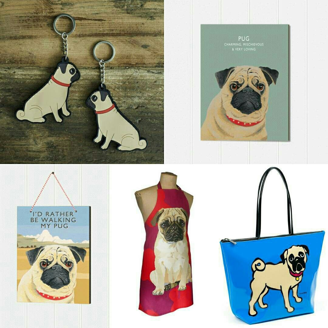 Unique Pug Gifts At Www Twowoofs Co Uk Pug Gifts Pugs Gifts