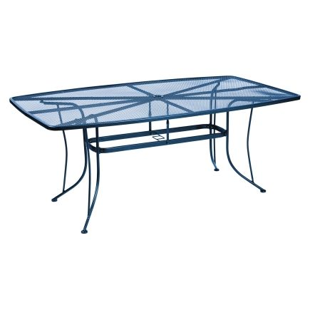 Living Accents Winston 70in Dining Table   Outdoor Dining Tables   Ace  Hardware