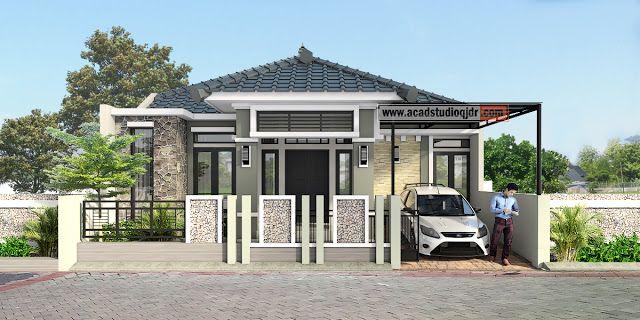 Desain Dapur Dekat Garasi desain rumah elegan aceh jasa desain rumah house design