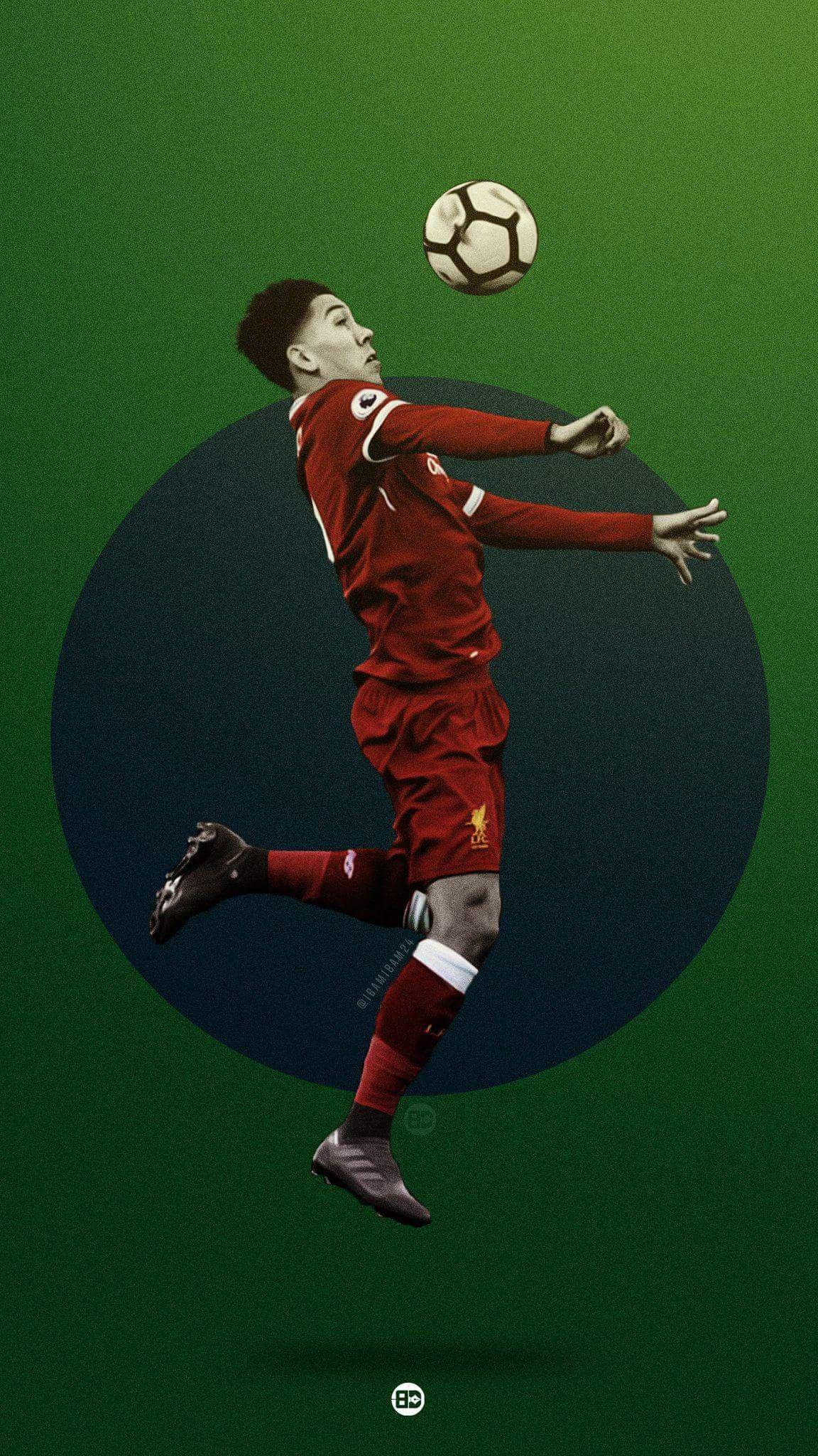 Pin De Tao Manchester En Firmino Frases Motivadoras De Futbol Roberto Firmino Futbol