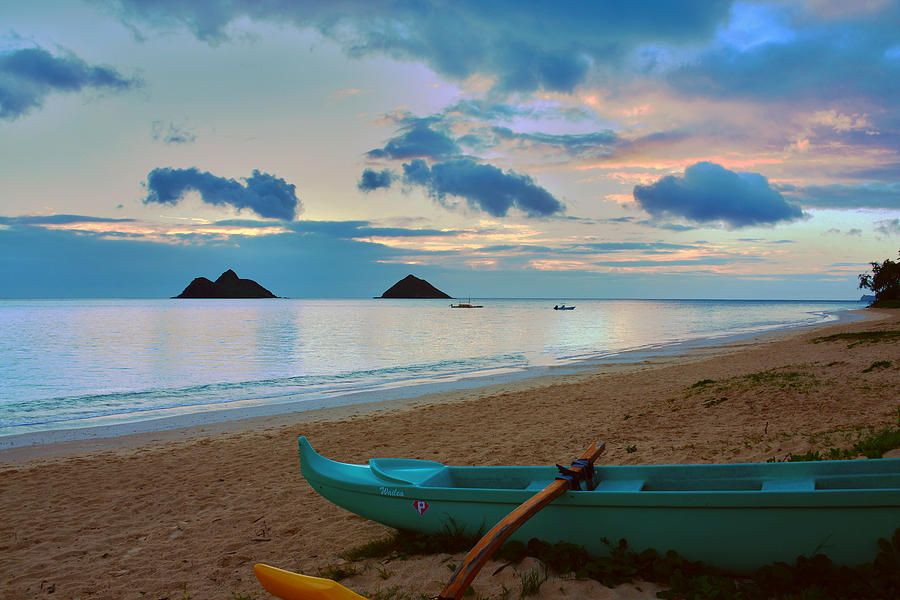 Lanikai Beach Sunrise 6 Kailua Oahu Hawaii Oahu Hawaii