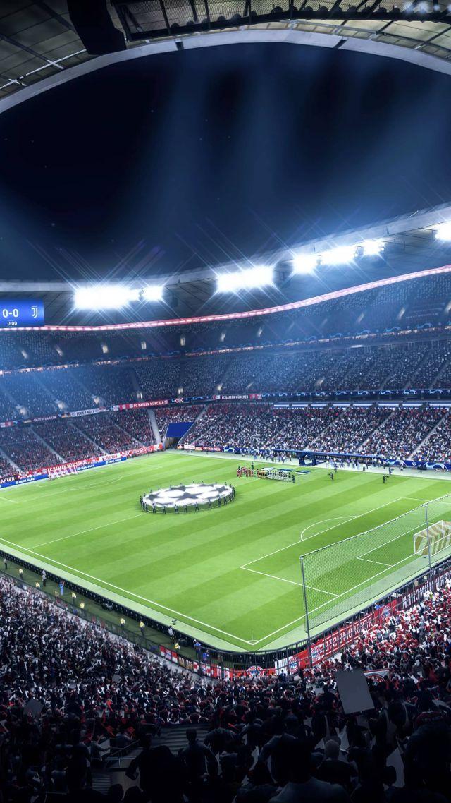 Fifa 19 E3 2018 Screenshot 8k Vertical Fifa Neymar Jr Wallpapers Fifa Games