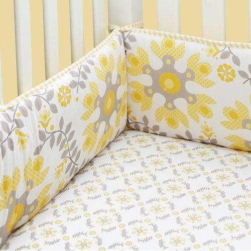Yellow And Grey Bedding P 233 Pini 232 Re Nursery Baby Crib